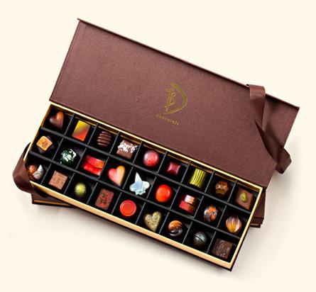 DB Infusions Chocolates