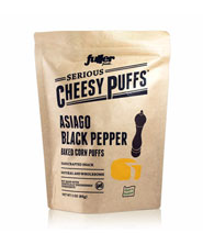 Cheesy Puffs